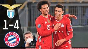 Bayern vs Lazio 4-1 All Goals And Extended Highlights 2021 - YouTube