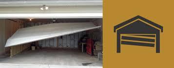 crooked garage doors 101