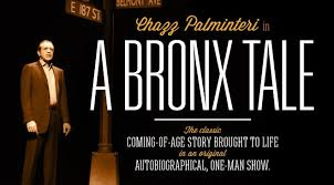 Attpac Buy Tickets For Chazz Palminteris A Bronx Tale In