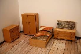 mid century modern dollhouse furniture. Danish Modern Bedroom Furniture Vintage Doll House Mid Century Dollhouse