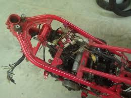 yamaha rz350 restoration national superbike nasty wiring harness