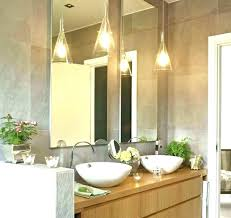 bathroom vanity pendant lights hang pendant lights in bathroom hang pendant lights over bathroom vanity