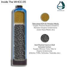 Whole House Filter Whcc 35 Wide Spectrum Whole House Water Filter Salt Free Water
