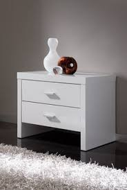 largest nightstands collection styled and d for today s er this contemporary 77 collection 2 drawer nightstand in white blanca is perfect for