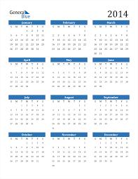 Welcome to the free printable calendar site. 2014 Calendar Pdf Word Excel