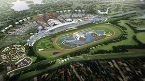 Race Track Design And Construction Construction Of The Worlds Most Luxurious Race Track Megastructures Documentary