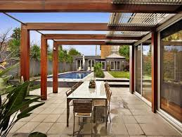 Outdoor Living Ideas & Outdoor Area Photos. Timber PergolaOutdoor  PergolaModern ...