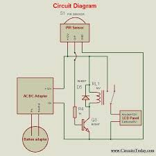 motion switch wiring diagram schematic diagram wiring diagram for outdoor motion sensor light at Wiring Diagram For Motion Sensor Light
