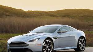 First Drive 2011 Aston Martin V12 Vantage