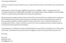 What Did Your Cover Letter Look Like And Did It Get You Hired Quora