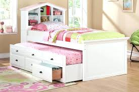 Twin Bed Frame For Little Girl Decorating Elegant Twin Beds ...