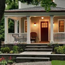 Porch Design Ideas Traditional Exterior Front Porch Design Ideas Pictures Remodel And Decor