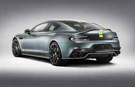 The Aston Martin Rapide Amr A 600hp Four Door Worthy Of A Racing Team
