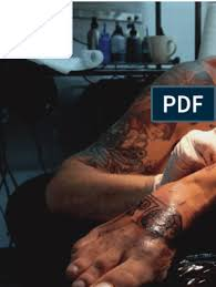 Tetování Vlk Na Stehno