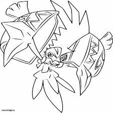 Dessin Pokemon Lune Et Soleil Collection Coloriage En Ligne Gratuit