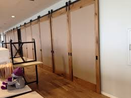 sliding room dividers  nonwarping patented honeycomb panels and