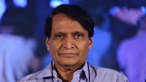 Government to soon come out with Air Cargo Policy : Suresh Prabhu