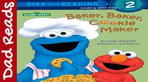 Baker Baker Cookie Maker Dad Reads Aloud Youtube