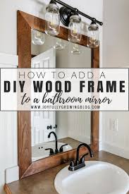 like i mentioned in the beadboard wallpaper post the goal for this bathroom makeover was to spend as little as possible so instead of replacing the
