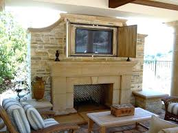 mantel tv stand above mantel over decorating