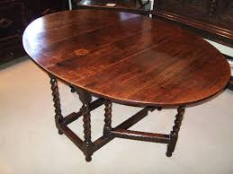 antique oak oval dining table. antique table - 19th century large oak dropleaf dining oval e