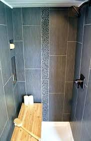 tiny house shower stall drain