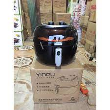 Nồi chiên không dầu điện tử Yidpu YD-222- Inverter 1400W - 7L bảo hành 12  tháng - Hàng nội địa cao cấp