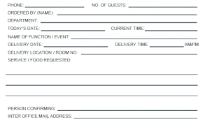 Free Bill Template Catering Invoice Templates Catering Invoice Templates