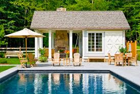 Custom Pool House Design Plans Ideas  amp  Picturesphoto    photo