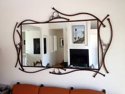Small Picture Large Designer Wall Mirrors Large Kelp Bubbles Mirror Frame