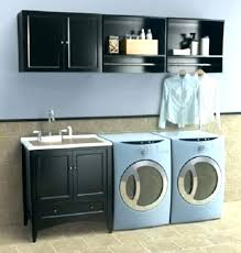 laundry room furniture. Home Furniture Cool Utility Sink And Cabinet Laundry Room Sinks Throughout Cabinets Designs 10