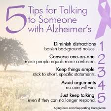 Alzheimers Quotes Simple 48 Tips For Talking To Someone With Alzheimer's Disease My Demented Mom