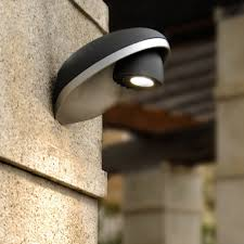 limited outdoor wall lights with photocell lighting ideas