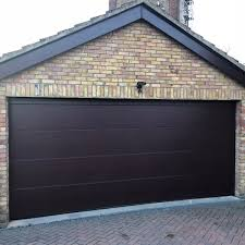 hormann lpu67 thermo premium l ribbed decograin steel sectional doors