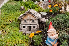 How To Create A Fairy House Fairy Garden In Your Background