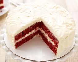 Resepi Kek Red Velvet Cheese Leleh Kukus