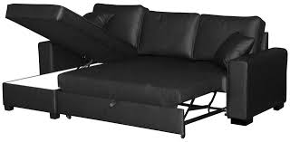 black leather couch. Full Size Of Sofa:cool Leather Sofa Bed Black Interest Beds Fascinating Couch