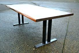 metal dining table base metal pedestal table base awesome pedestal table bases cast iron round glass