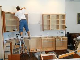 Installing Cabinets In Kitchen Kitchen Installing Kitchen Cabinets House Exteriors