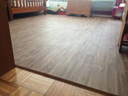 wood grain reversible interlocking foam floor