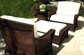 deck furniture outdoor full size of white wicker patio porch chairs all weather pacific casual costco