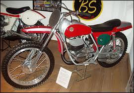 bultaco pursang 250 mk4 motocross model
