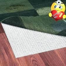 anchor grip rug pad uk canada gorilla felt non slip area furniture drop dead gorgeous industries