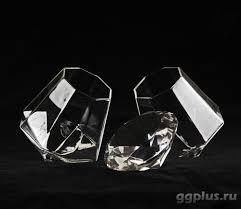 <b>Набор бокалов Diamond</b>, <b>2</b> шт | Подарки на 23 февраля коллегам ...