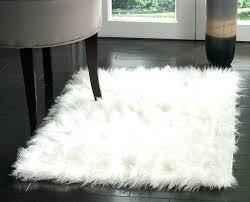 faux mongolian fur rug fur rug high quality faux sheepskin rug silky sheepskin rug ivory area