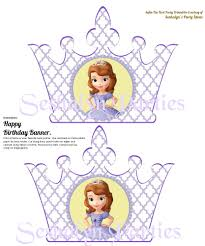 printable princess sofia invitation printable princess sofia invitations