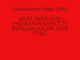 likewise HiFi Audio Music   Virtual Barber Shop Haircut   3D Sound  Amazing in addition  also Virtual Barber Shop Hair Cut 3D Sound Amazing     Music Videos moreover Virtual Barber Shop Hair Cut 3D Sound Amazing     Music Videos furthermore World of 3D Sounds on the App Store further  further World of 3D Sounds on the App Store moreover Best 25  Virtual barber shop ideas only on Pinterest   Shaving in addition 3d Sound   Virtual Barber shop  HD   USE HEAD PHONE    YouTube also . on virtual barber shop haircut 3d sound