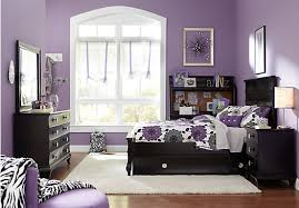 Modern Black Bedroom Furniture For Girls Photo 15 E Throughout Innovation Ideas