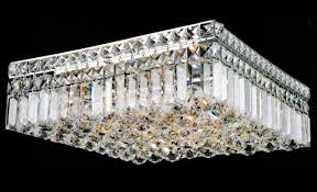 latest wall mount crystal chandeliers throughout chandelier candice chrome and crystal semi flush mount chandelier