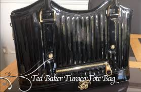 Ted Baker Turaco Black Quilted Tote Bag Review | ItsKaysWorld ... & Ted Baker Turaco Black Quilted Tote Bag Review | ItsKaysWorld Adamdwight.com